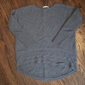The Cashmere Project Gray Sweater Size M